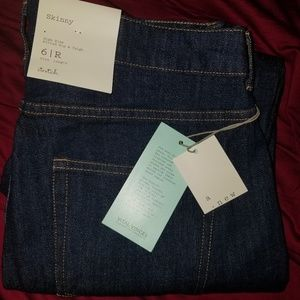 NWT A New Day size 6 skinny high rise jeans